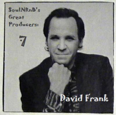 frank david: