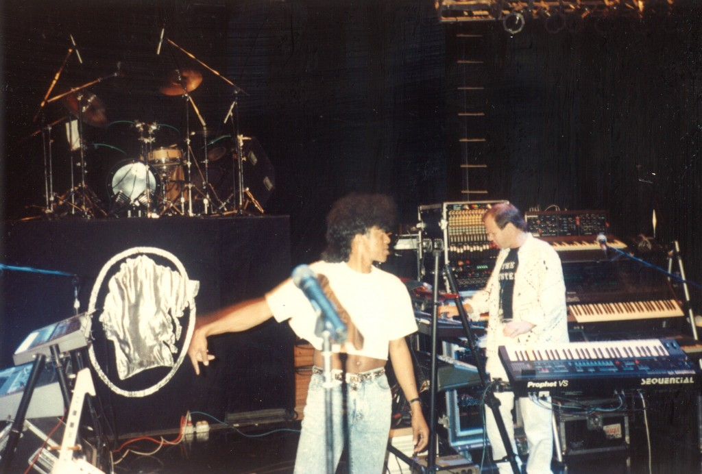 The System live key setup 1987